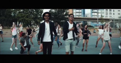 Rizzle Kicks 'Lost Generation' by Jamie Thraves