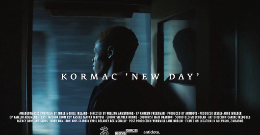 Kormac 'New Day' by William Armstrong