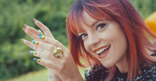 Lily Allen 'As Long As I've Got You' by Chris Sweeney