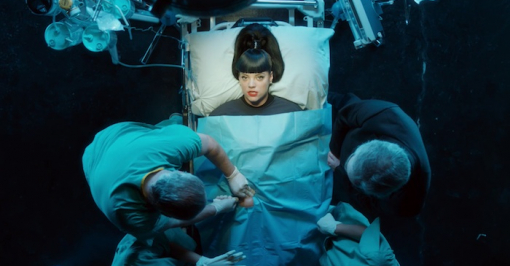Lily Allen 'Hard Out Here' by Chris Sweeney