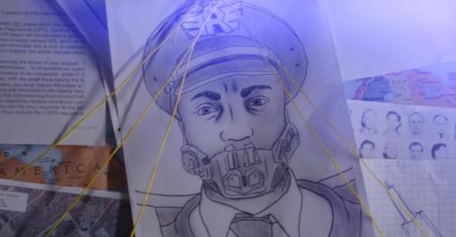 Major Lazer 'Scare Me' by Brandon Dermer