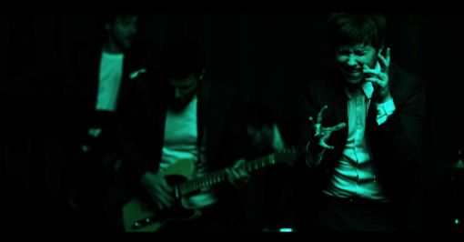 Nothing But Thieves 'Ban All The Music' by Rob Brandon