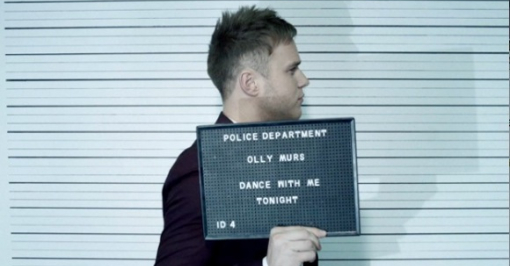 Olly Murs 'Dance With Me Tonight' by Marcus Lundin