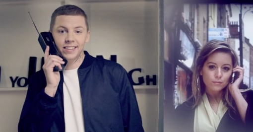Professor Green's Need You Tonight by Henry Scholfield