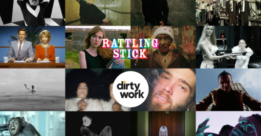 Rattling Stick launch music video department and new 'DirtyWork' roster
