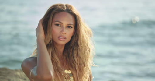 Alesha Dixon 'The Way We Are' by Carly Cussen
