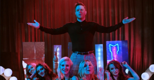 Olly Murs 'Stevie Knows' by Frank Borin