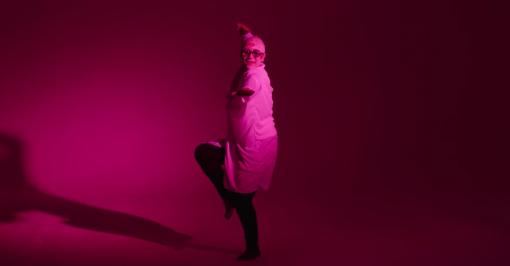 Lucy Spraggan 'Modern Day Frankenstein' by Damien Reeves