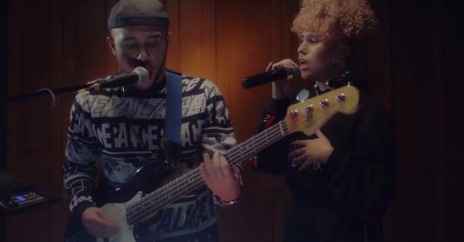 Jax Jones ft. RAYE 'You Don't Know Me' (live) by Lyle Lindgren