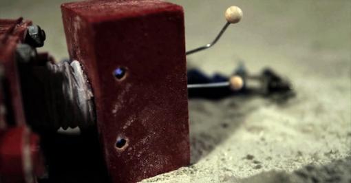 Soft Bullets 'Broken Circuits' by Simon Harris and Chris Wall