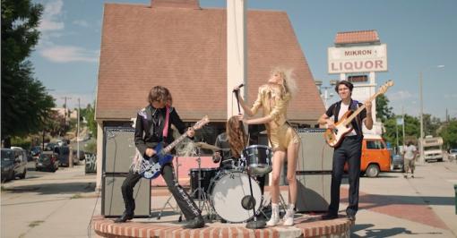 Starcrawler 'I Love LA' by Autumn de Wilde