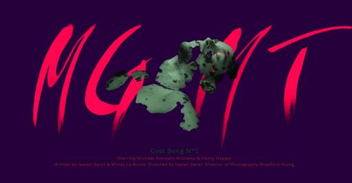 MGMT 'Cool Song No. 2' by Isaiah Seret