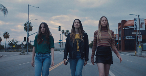 Haim 'Want You Back' by Jake Schreier