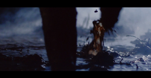 Ten Benson 'Mud Man' by Mark Locke