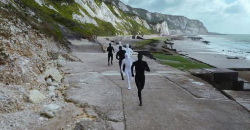 Ten Walls 'Walking With Elephants' by Nez