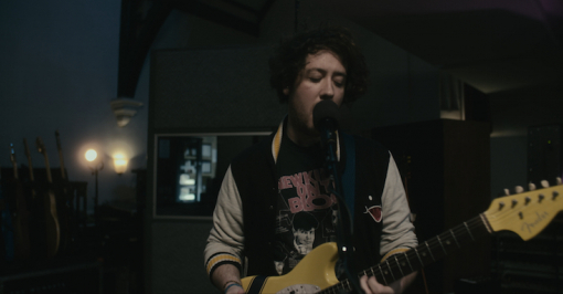 The Wombats 'Give Me A Try (Live Church Sessions)' by Jamie Carter