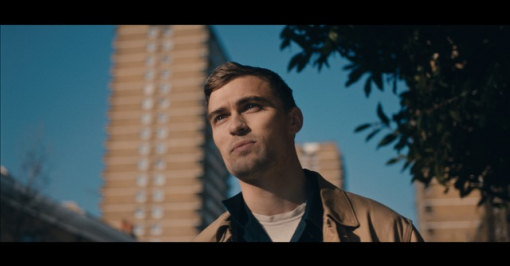 Rhys Lewis 'Living In The City' by Rafe