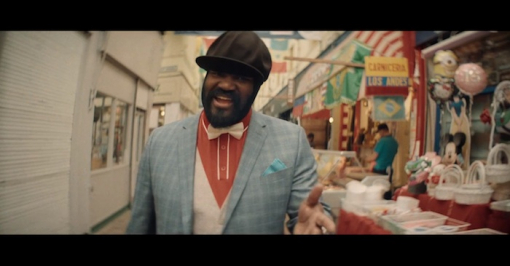 Gregory Porter 'The 'In' Crowd' by Tom Green & Justin Theodore