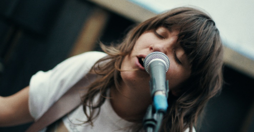 Courtney Barnett 'Nobody Really Cares If You Don't Go To The Party' by Jon White