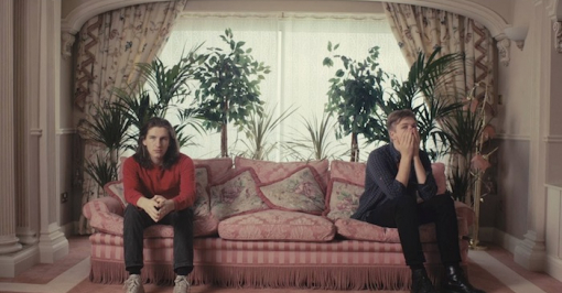 Drenge 'Fuckabout' by Never Ending Fun
