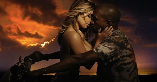 Kanye West 'Bound 2' by Nick Knight
