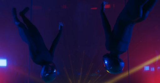 Stargate ft Sia & Pink 'Waterfall' by Malia James