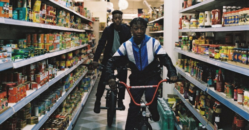 Stormzy 'Gang Signs & Prayer (The Film)' by Rollo Jackson