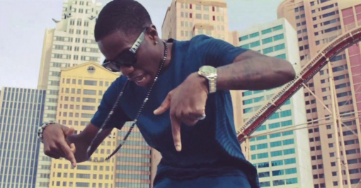 Tinchy Stryder feat. Calvin Harris 'Off The Record' by Luke + Barber