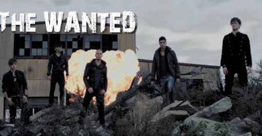 The Wanted 'Warzone' by Director X