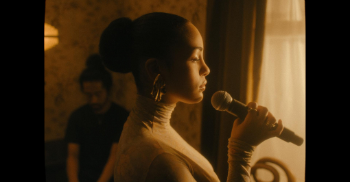 Jorja Smith 'February 3rd' by Shaun James Grant