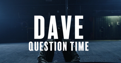 Dave 'Question Time' by Nathan James Tettey