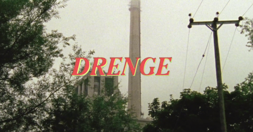 Drenge 'The Woods' by Max McCabe