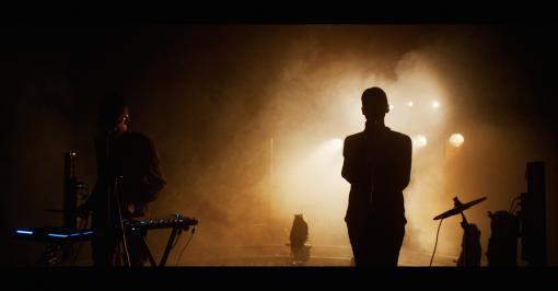 Patten 'Blade, Cache, Epsilon' live film by Greg Barnes