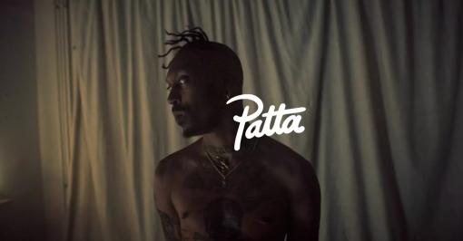 Patta X Ray Fuego X Idaly 'NNS' by Emmanuel Adjei