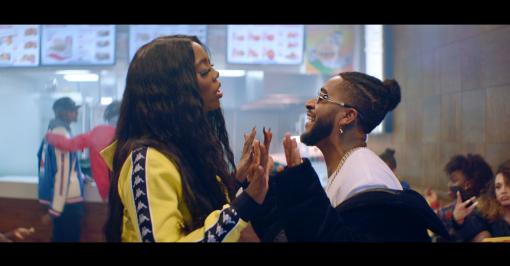 Tiwa Savage ft Omarion 'Get It Now (remix)' by Meji Alabi