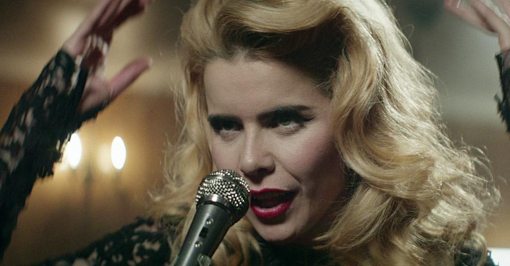 Paloma Faith 'Trouble With My Baby' by Paul Gore