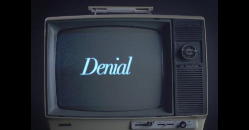Pijn 'Denial' by Luke Bather