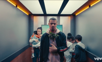 Raleigh Ritchie 'Time In A Tree' by Jacob Anderson (Raleigh Ritchie)