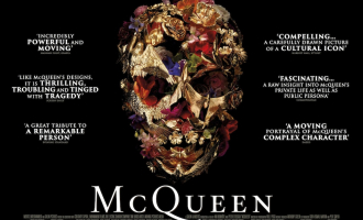 Ian Bonhôte and Peter Ettedgui's 'McQueen' arrives in cinemas