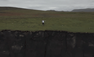 Steve Kopandy 'Avalanche' by Frank Niewenhuis