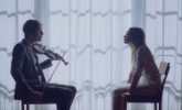 Andrew Bird ft. Fiona Apple 'Left Handed Kisses' by Philip Andelman