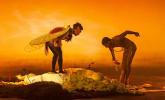 Bjork 'Arisen My Senses' by Jesse Kanda