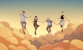 Chvrches ft. Hayley Williams 'Bury It' by Darren Price and Jamie McKelvie