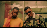 Dave ft. Mostack 'No Words' by Nathan James Tettey