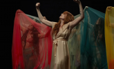 Florence + The Machine 'Big God' by Autumn De Wilde
