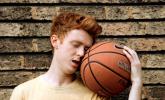 Francobollo 'Basketball' by Sam Bailey and Amer Chadha Patel