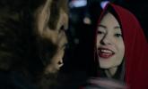 Hugsnotdrugs 'Red Riding Hood' by  Kalen Artinian