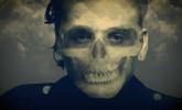 Mystery Skulls 'Erase Me' by Matt Mahurin