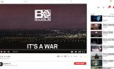 Plan B 'It's A War' by The Firepit