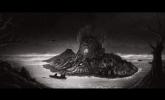 David Gilmour 'Rattle That Lock' by Alasdair + Jock